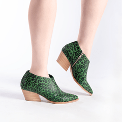EVE GREEN PRINT - Nu Store