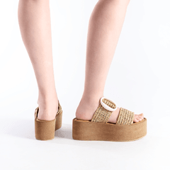 HEATHER LIGHT BROWN - Nu Store