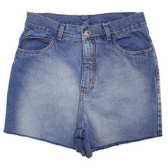 Shorts Mom desfiado 40