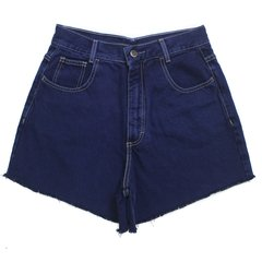 Shorts Mom desfiado 38