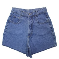 Shorts Mom desfiado 36