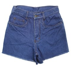 Shorts Mom desfiado 34