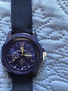 7fa77db59aa Relógio Quartzo G.Army - Estilo militar. R 149