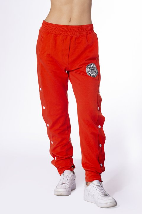 JOGGING CASH NARANJA