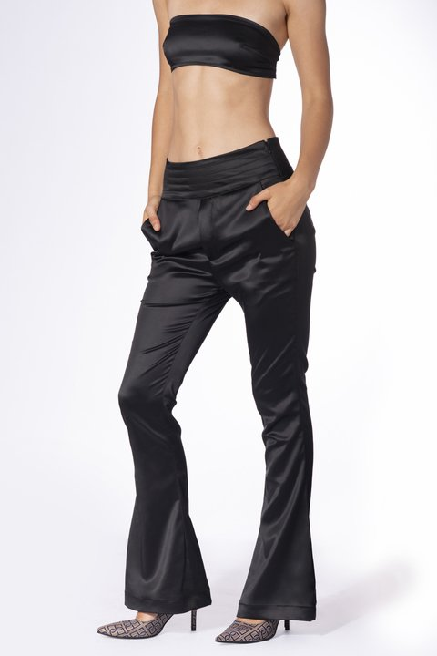 PANTALON ROYAL NEGRO - Blackmamba