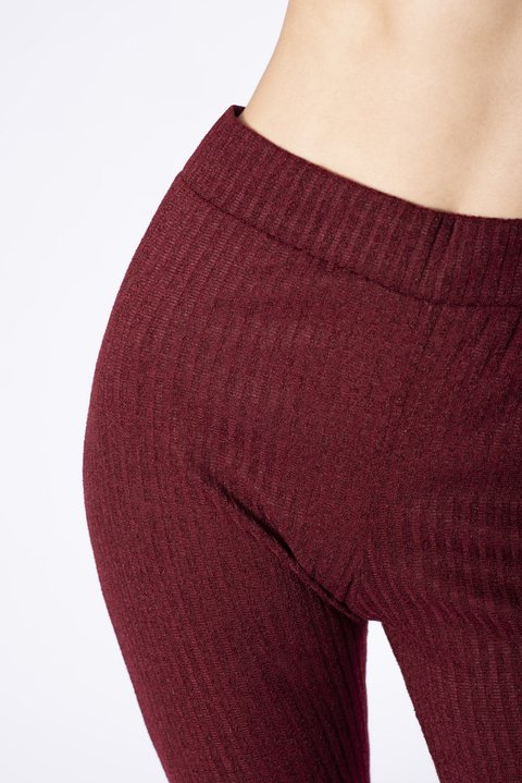PANTALON RAZON BORDO en internet