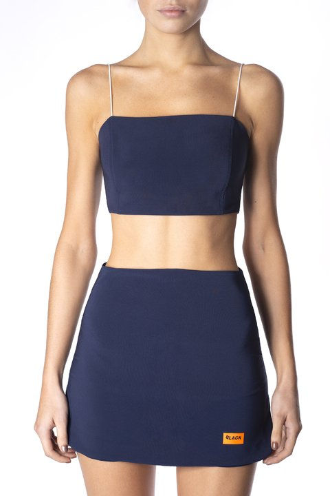 CROP TOP WINONA AZUL