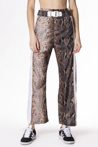 PANTALON SELVA MARRON