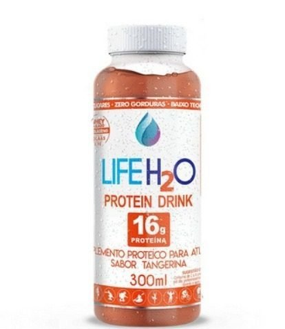 LIFE H20 PROTEIN DRINK