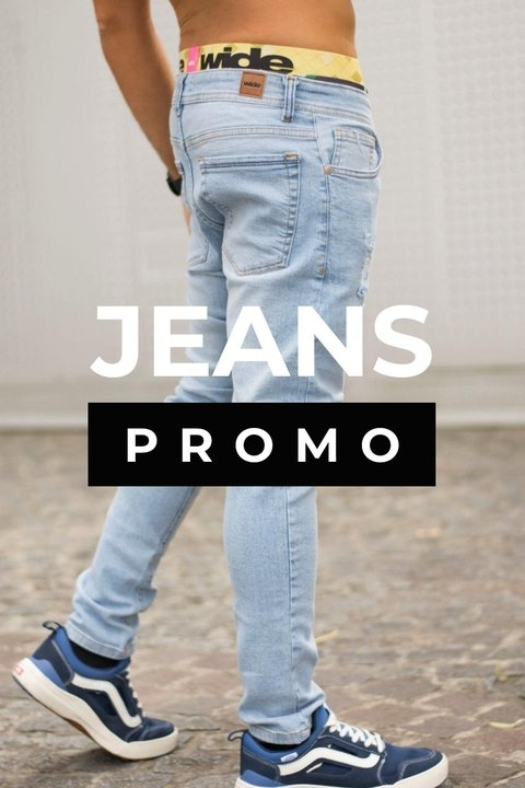 PROMO 2 Jeans (10% off)