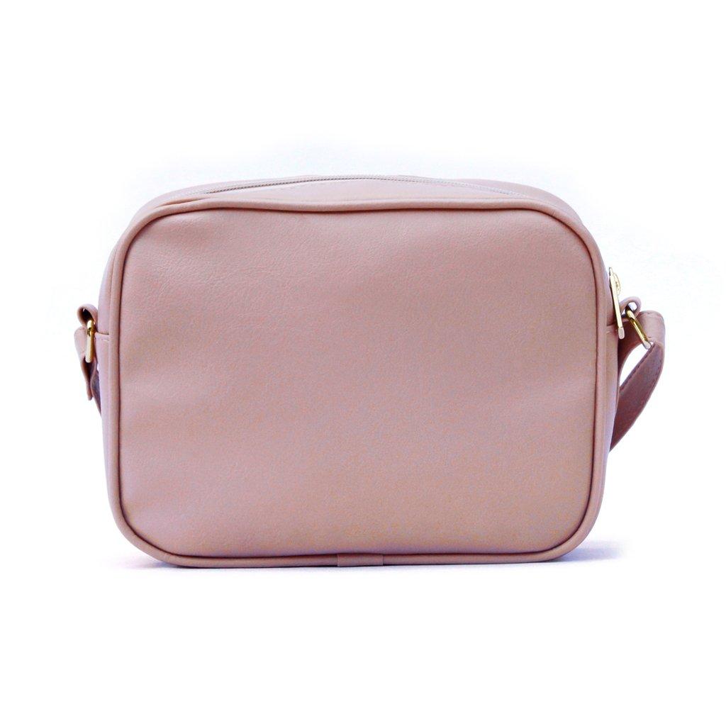 9afed0754 Bolsa Tiracolo Rosa - Comprar em Viemana