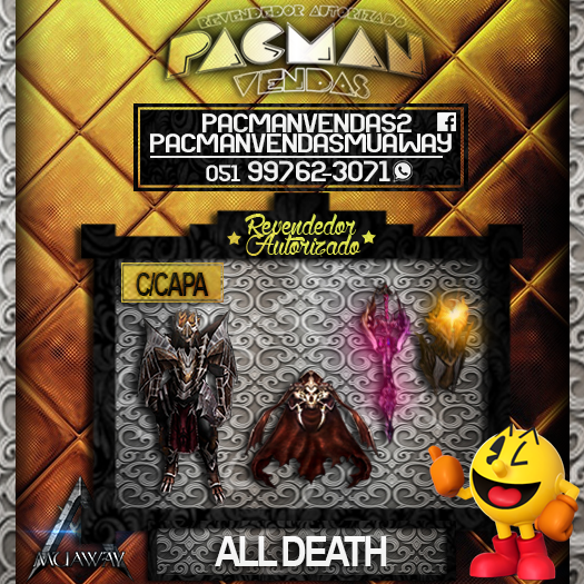 ALL DEATH C/CAPA + KIT SW DEATH