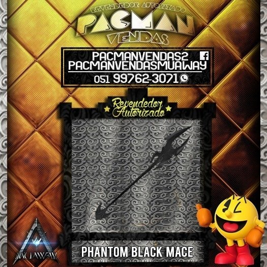 PHANTOM MACE BLACK