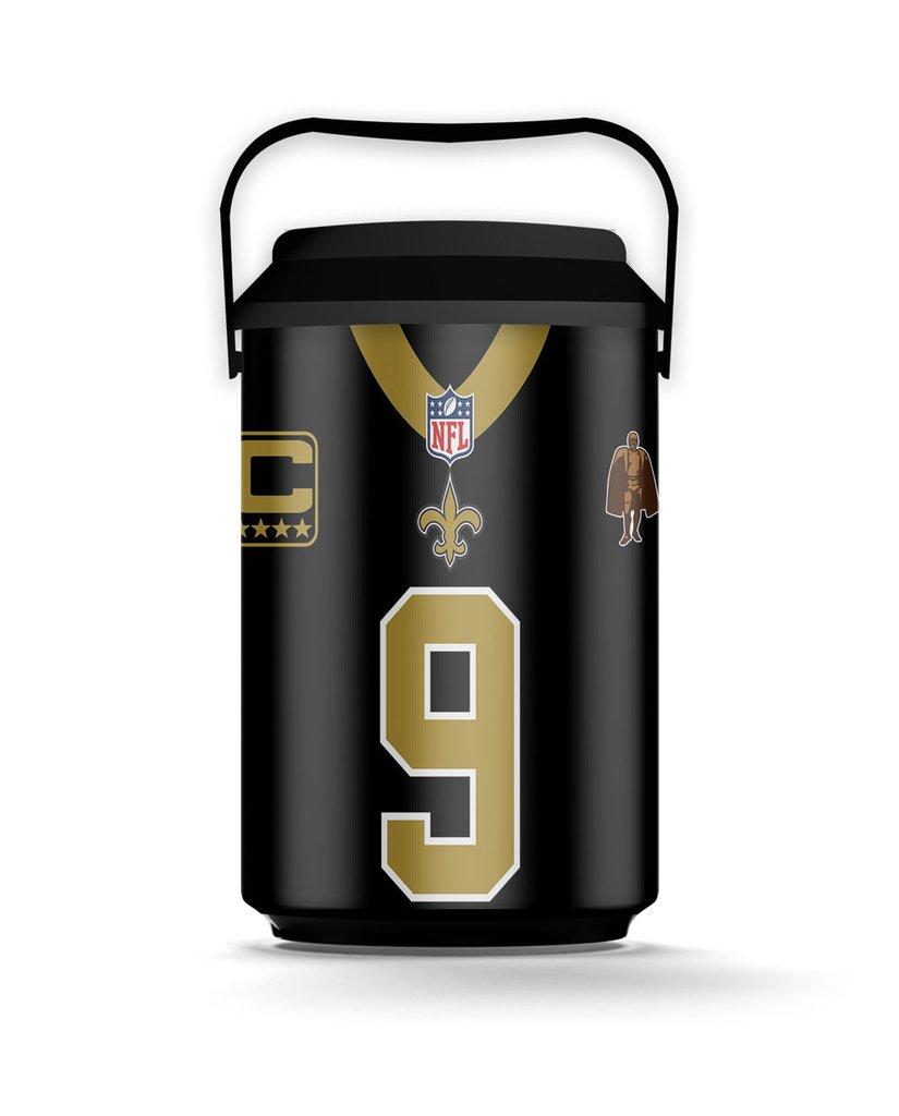 9933d7ef4e Cooler 10 Latas NFL - Saints - Comprar em Sala do Nerd