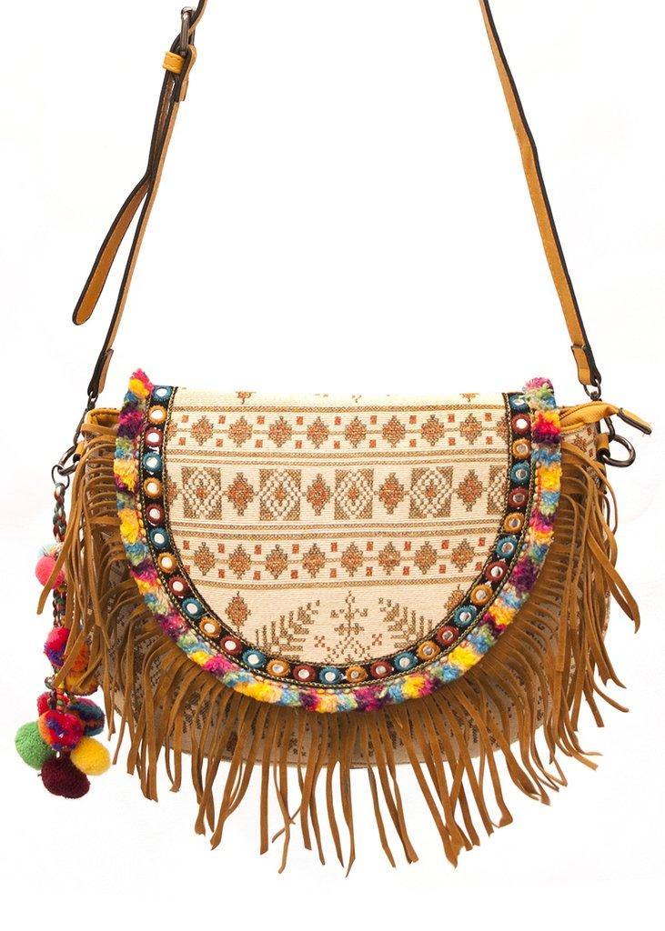 682a28933 Bolsa Folk Bohemian - Comprar em Bolsas Boho