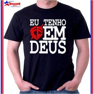 de88f0a741 Camiseta Escudo da FÉ André Valadão Evangélica