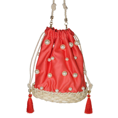 BAG PEROLA CORAL