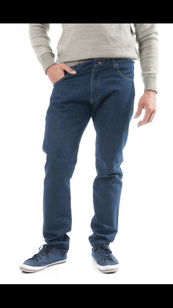 Pantalon De Gabarrdina Elastizado Comprar En Loft