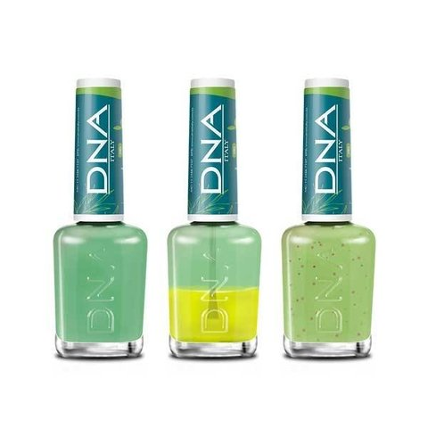 Kit Tratamento Dna Italy Detox Nail 10 ml - 3 Unidades