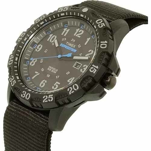 f34e9a4156ec Reloj Timex Expedition Gallatin Tw4b03500 Black
