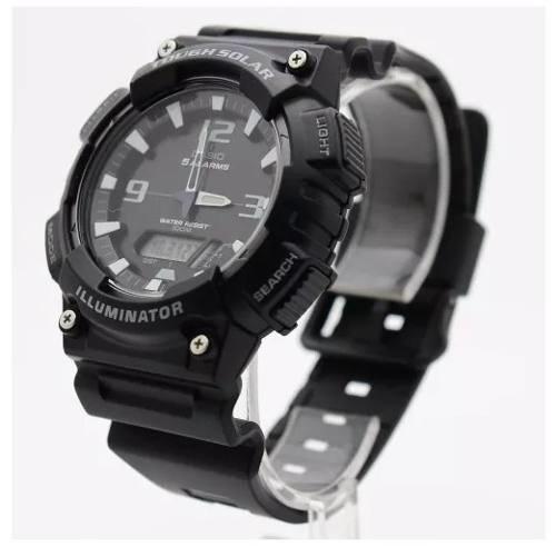 305c7718ff7f Reloj Casio Aq-s810w-1a Hombre Carga Solar