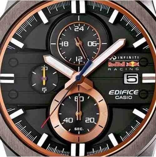 1d2cd62a4d43 Reloj Casio Efr-543rbp-1adr Red Bull F1 Edición Limitada