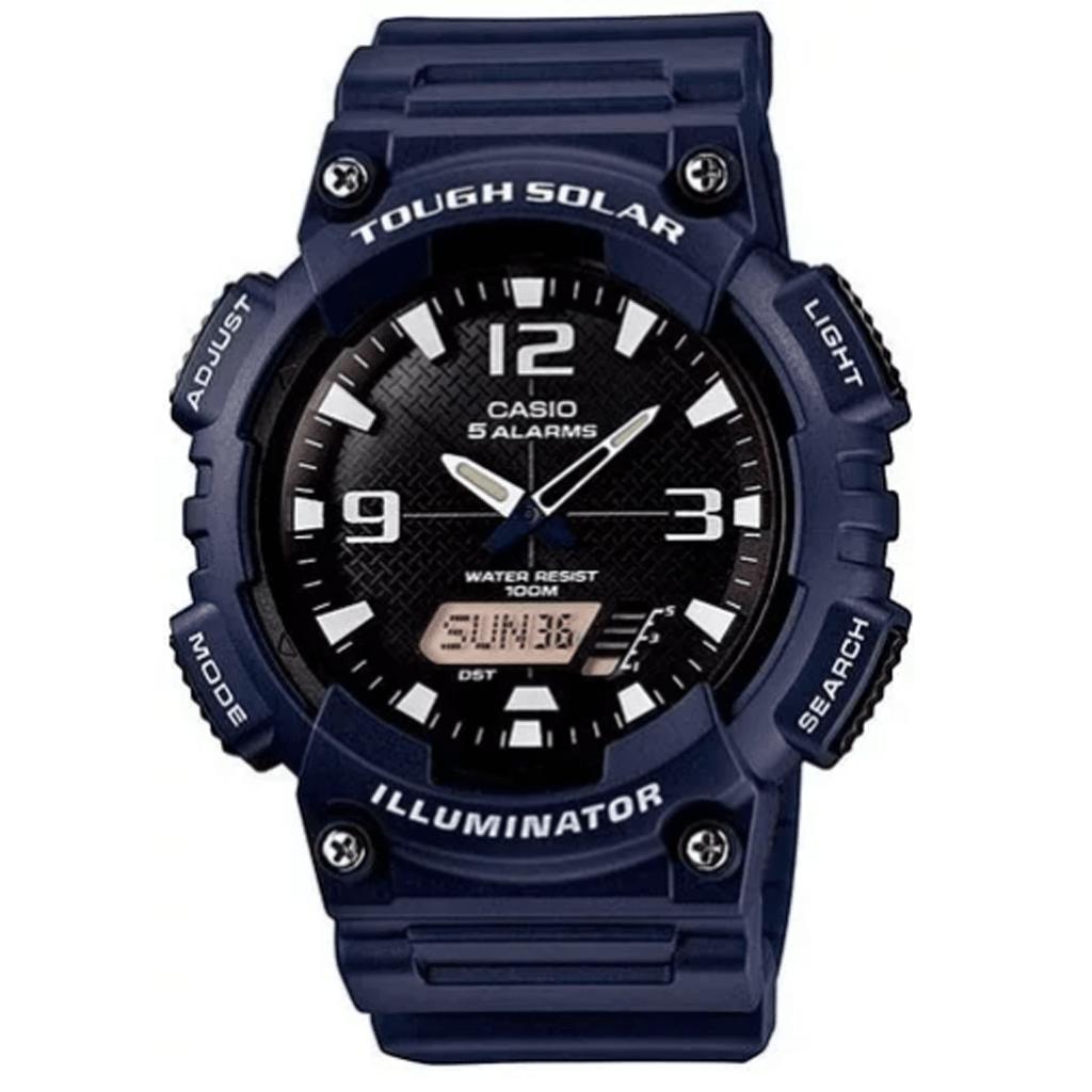 925eefb932a4 Reloj Casio Aq-s810w-2a2 Hombre Carga Solar