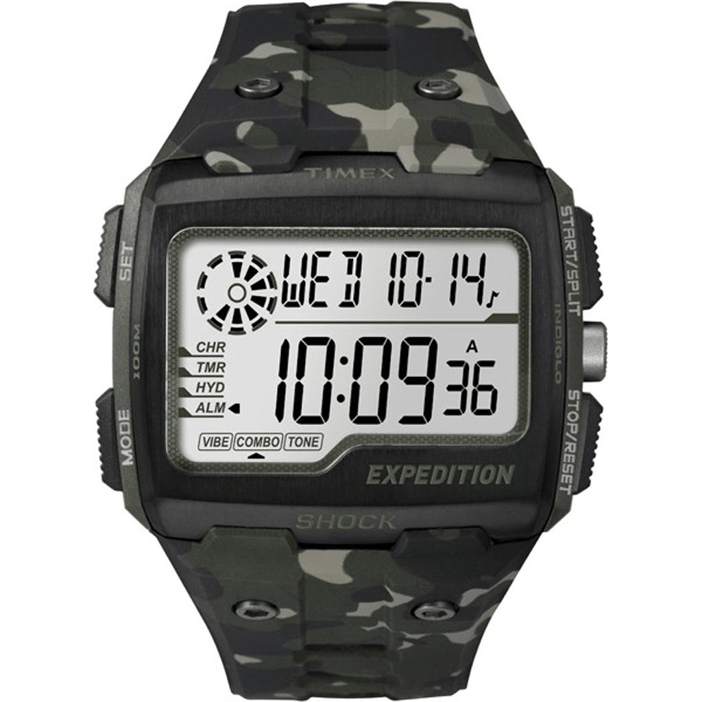 b83ccc9b2644 Reloj Timex Expedition Grid Shock Camo Tw4b02900