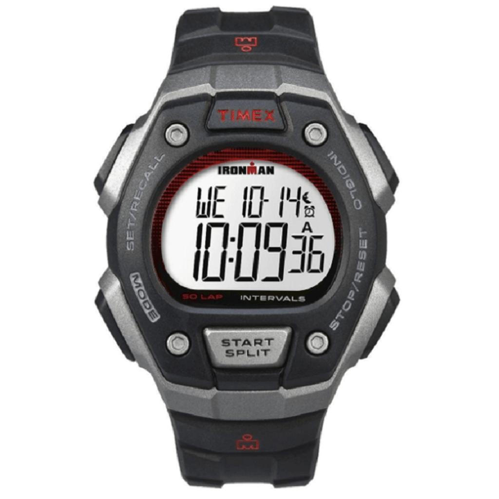 87c321276356 Timex Ironman Classic 50 Lap Full-size Black
