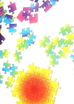 Puzzle Colores arcoiris en internet