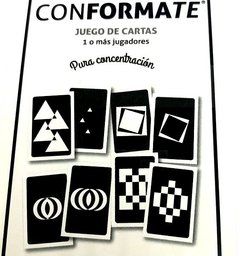 Cartas Memo Test Conformate