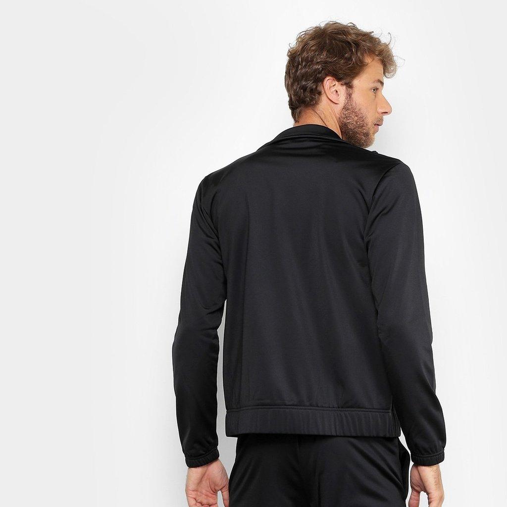 33351fc80 ... Agasalho Adidas Ep Masculino - Preto e Branco - comprar online
