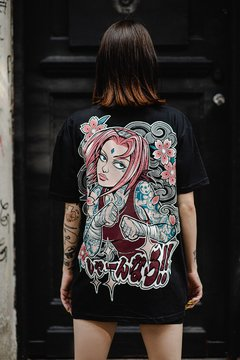 Camiseta - Death Flower na internet