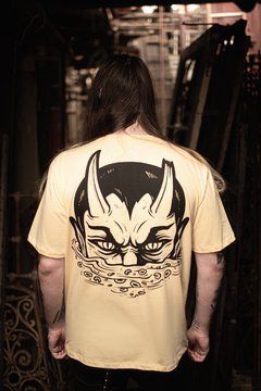 Camiseta - Milk Demon Amarelo