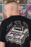 Camiseta - The Real Hero