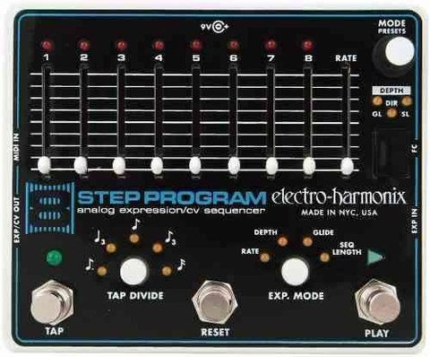Electro Harmonix 8-step Program