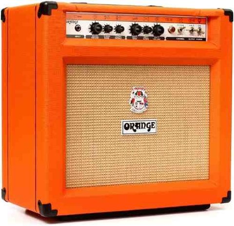 Orange Amplificador Valvular De 30 Watts Th 30 Combo Th-30-c - comprar online