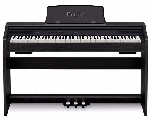 Casio Privia Px760 Piano Digital 88 Teclas C/ Mueble 3 Pedal - comprar online