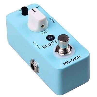 Pedal Efecto Para Guitarra Mooer Blue Faze Distorsion Fuzz