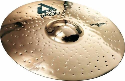 Paiste Alpha Mr-20 Metal Ride 20 Platillo Para Bateria