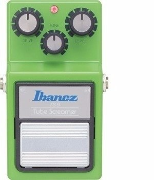 Ibanez Guitarra Ts9 Pedal Tube Screamer Overdrive