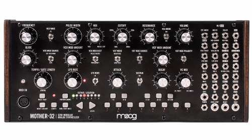 Moog Mother 32 Modulo Sintetizador Analogo Semi Modular