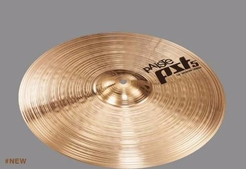 Platillo Paiste Serie Pst5 N Mc-14 Medium Crash 14