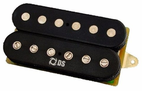Micrófono Guitarra Ds Pickups Heavy Custom Ii Ds38 - N / B