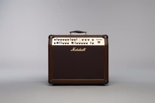 Amplificador De Acustica Y Voces Marshall As100d