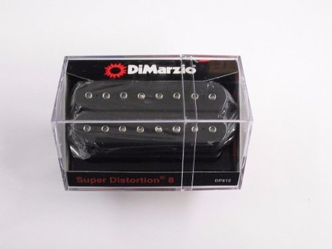 Microfono Dimarzio Super Distortion 8 Cuerdas Dp 812