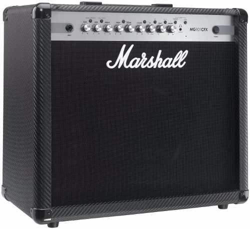 Amplificador Marshall Mg101cfx 4ch/efect/pedal