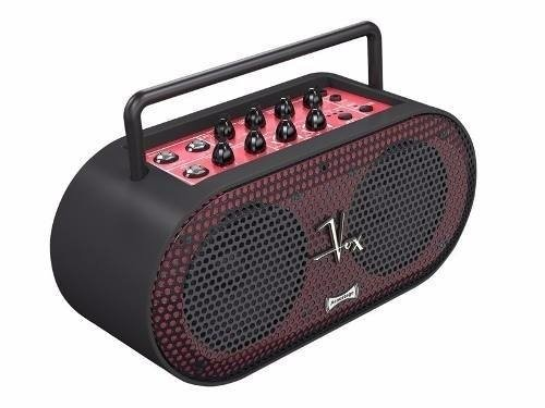 Amplificador Multiple Vox Soundbox M Stereo Con Efectos