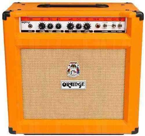 Orange Amplificador Valvular De 30 Watts Th 30 Combo Th-30-c