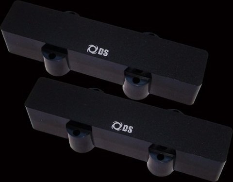 Microfono Ds Pickups Jazz Bass Ii Bridge Bass Series Ds 60 S